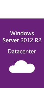 OEM  2 CPU/2 VM Windows Server 2012 R2 License - Base License English