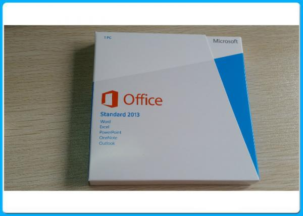 Microsoft Office Professional 2013 Standard 32/64 BIT New And Sealed DVD Pack