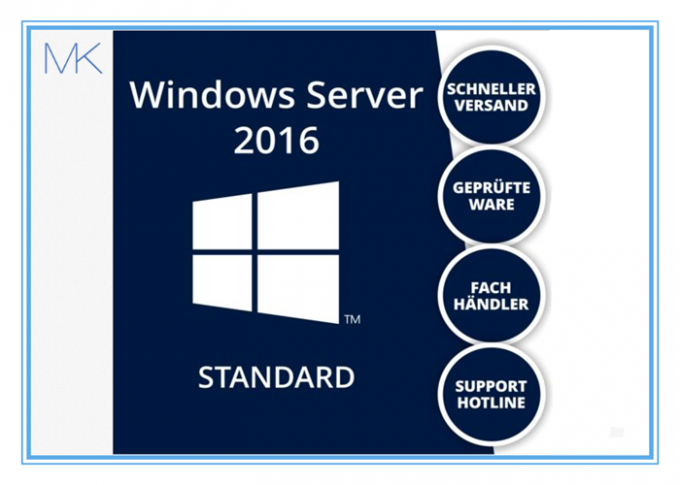 Microsoft Windows Server 2016 Standard Latest Server Download Official Full Retail