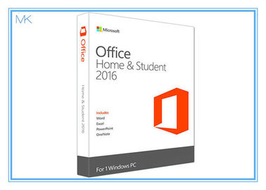 Cina Windows Microsoft Office Professional 2016 Home & Student OEM Key Activation Online pemasok