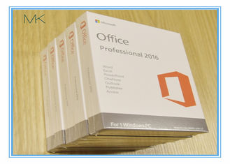 Microsoft Office Professional 2016 Product Key / License +3.0 USB flash drive