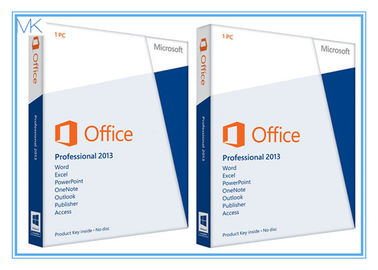 Cina Home And Business Microsoft Office 2013 Retail Box Plus 2013 FULL Version 32 / 64bit pemasok