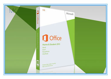 Cina 32 / 64-Bit Microsoft Windows Software MS Office 2013 Oem Product Key For Home And Student pemasok