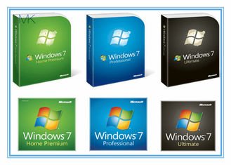 Cina English Version Microsoft Updates For Windows 7 Professional Retail Box Activation Online pemasok