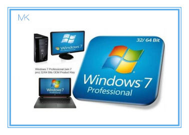 Windows 7 Professional Full Retail Version 32 & 64 Bit With Genuine Key
