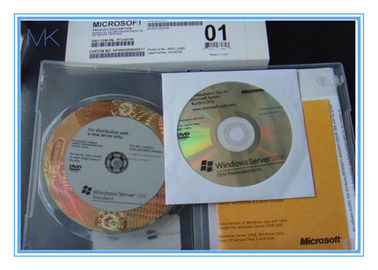 Cina Full Version 64bit Windows Server 2008 Versions R2 Enterprise OEM Pack 1-4 cpu standard 5 CLT pemasok