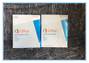 Cina Ms Office Home And Business Microsoft Office 2013 Retail Box Medialess Win English pemasok