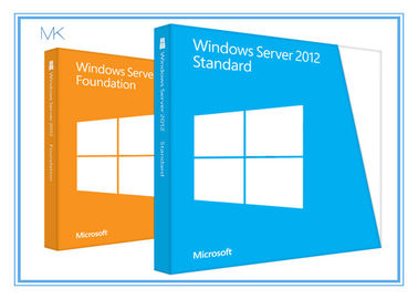 Cina Microsoft Windows Server 2012 Versions Standard Edition 64bit 5 Clients pabrik
