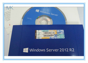 Cina Microsoft Windows Server 2012 R2 Oem , Activation Online Windows Server 2012 Standard pabrik
