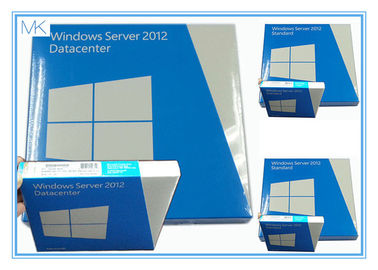 Cina Windows Server 2012 Versions Retail Box 64Bit  5 CALS English Original Factory Sealed pabrik