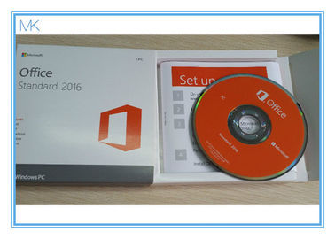 Cina Microsoft Office Professional 2016 Product Key DVD retail pack Windows Operating System pabrik