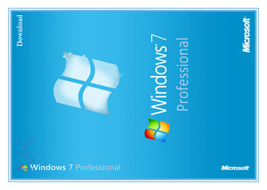 Cina Promotional Microsoft Win 7 Professional Product Key 32bit SP1 Full Version Key Sticker pabrik