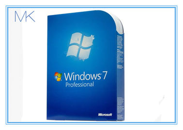 Cina 32/64 Genuine Win 7 Professional Product Key License In Good Condition pabrik