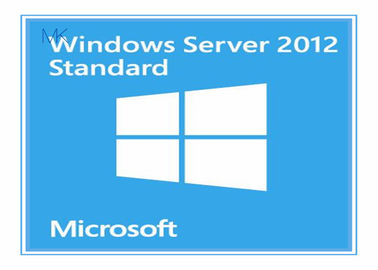Cina Windows Server 2012 Versions standard 64-bit Base License OEM English pabrik