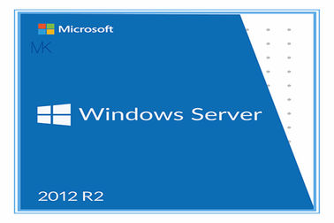 Cina OEM  2 CPU/2 VM Windows Server 2012 R2 License - Base License English pabrik